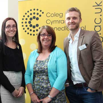 Cardiff Welcomes Coleg Cymraeg Posts and Provision